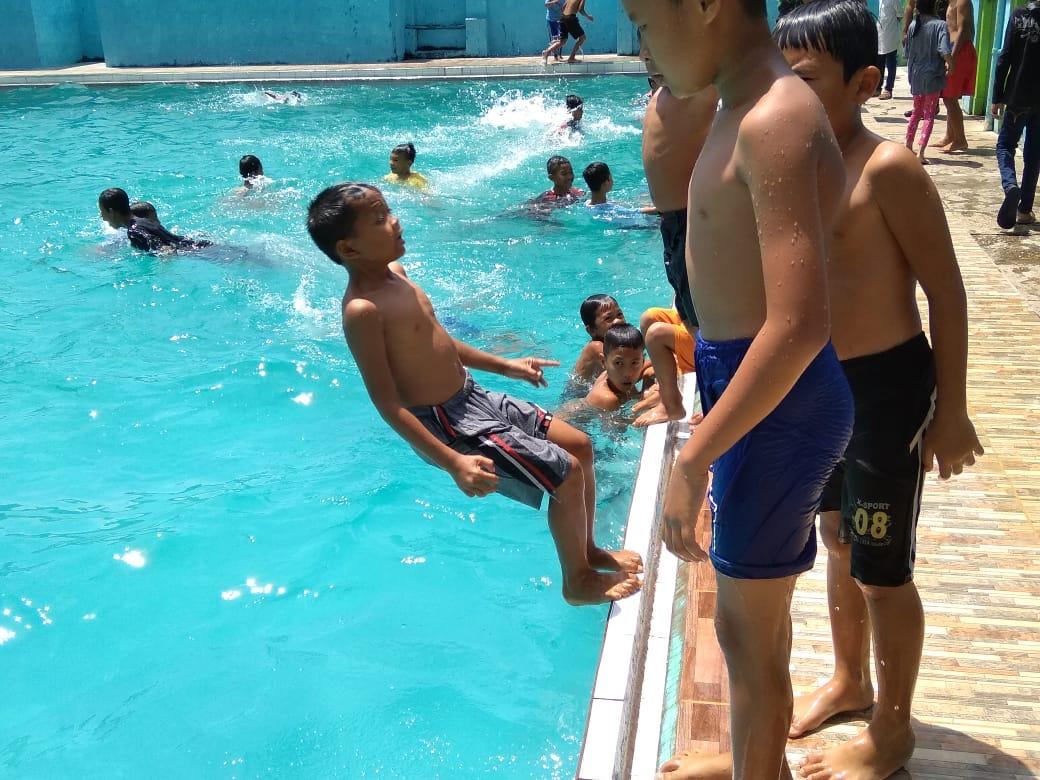 kolam renang garuda kodim 0418 palembang jadi lokasi terakhir rh mattanews co