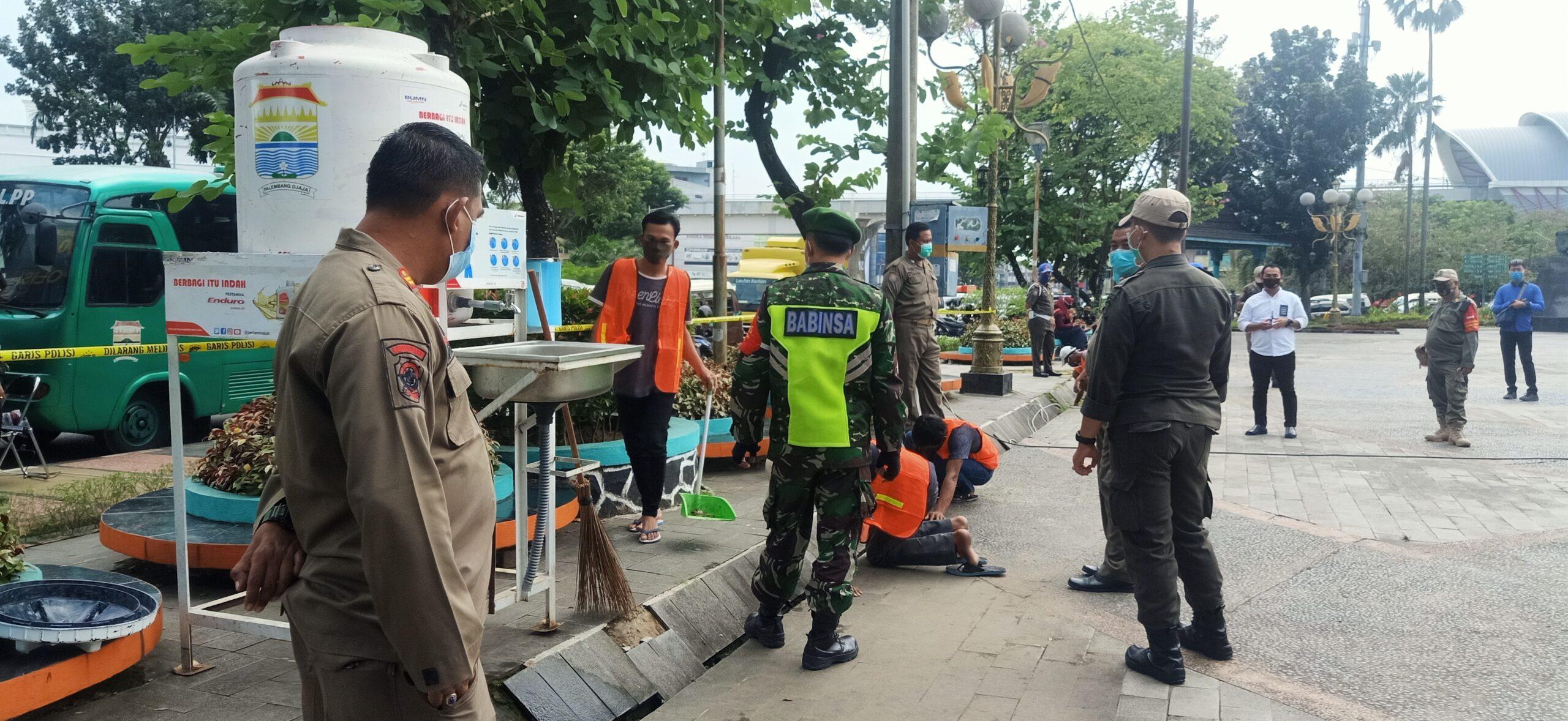 Kapolda Sumsel : Masyarakat Palembang Masih Banyak Nakal ...