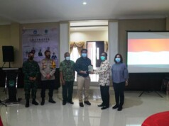 alai Pusat Cagar Budaya (BPCB) Jambi menggelar Lokakarya Pengembangan dan Pemanfaatan Percandian Bumiayu di Kabupaten PALI Sumsel (Nasir / Mattanews.co)