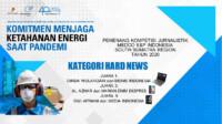 Daftar pemenang lomba karya jurnalistik medco e&p