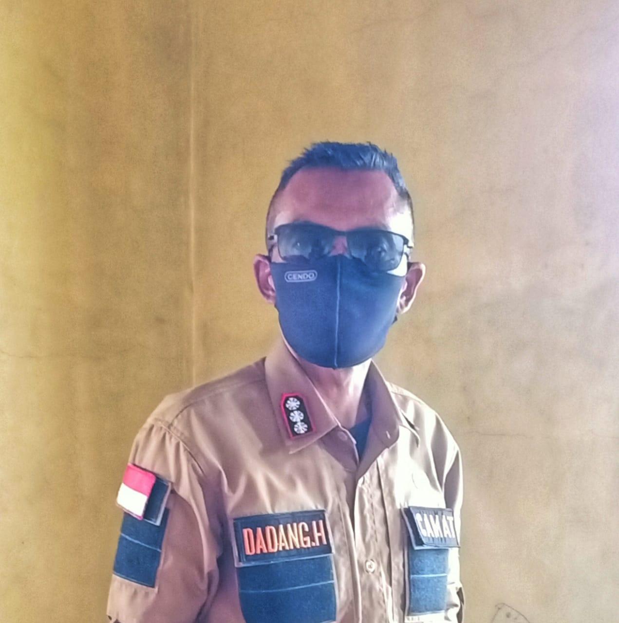 Camat Tambaksari Dadang Heriyana,S.H.
