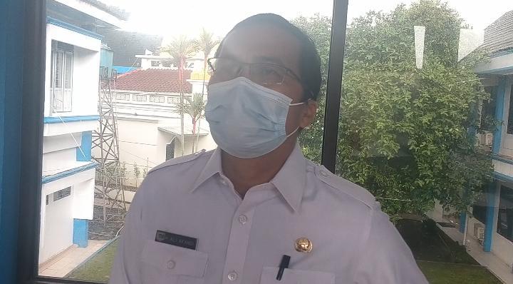 Sekretaris Gugus Tugas Percepatan Penanganan dan Pencegahan Covid-19 Kabupaten Lahat Ali Afandi