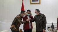 Mahasiswa Muhammadiyah kunjungi Bupati Muba