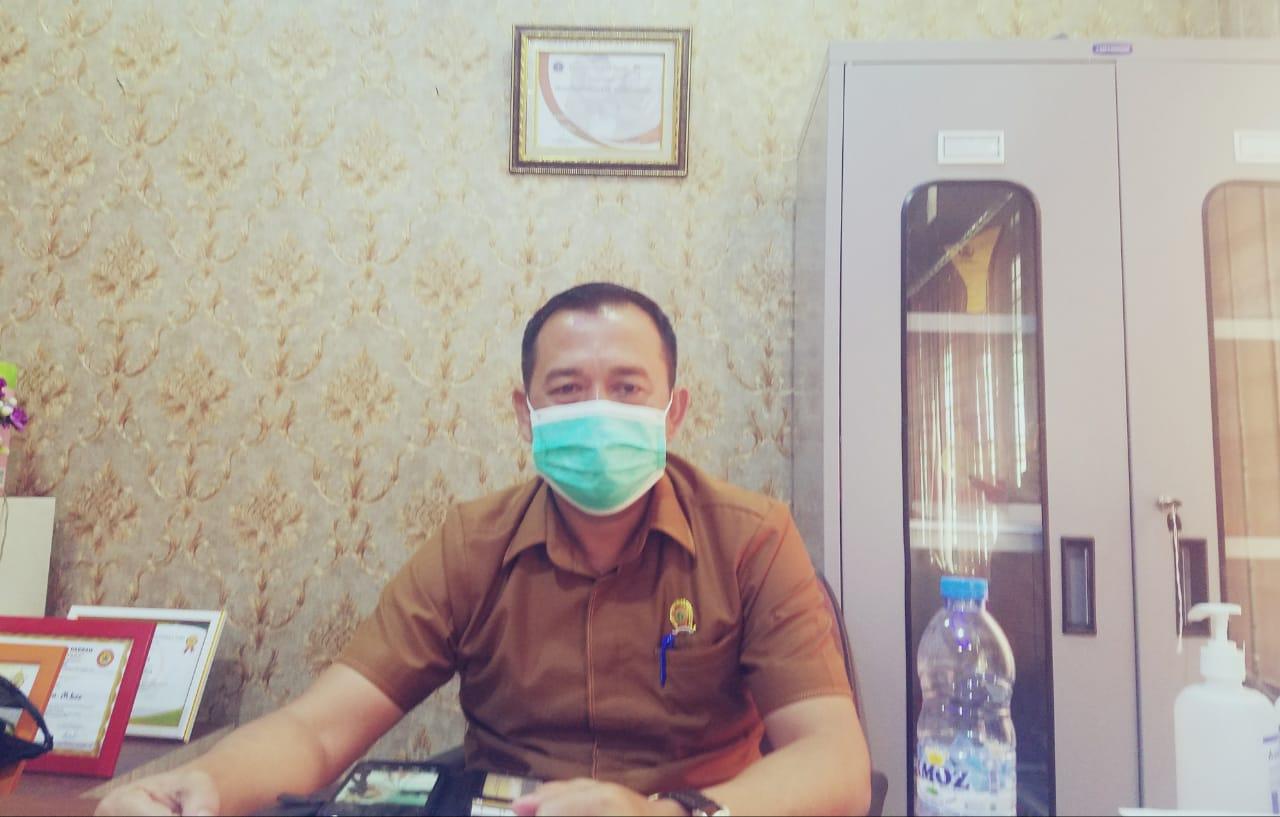 Kepala Dinas Kesehatan Aceh Tamiang, Ibnu Aziz SKM
