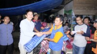 Bantuan yang diberikan untuk korban bencana gempa di Sulbar.