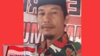 Ketua Markas Laskar Merah Putih (LMP) Muara Enim Martha Chandra