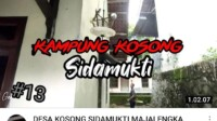 Cuplikan di youtube terkait Desa Sidamukti.