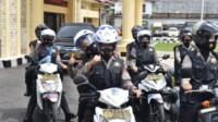 Tim Srikandi Squad 01 Polres Merangin Jambi (Yulisman / Mattanews.co)