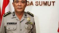 Kasubbid Penmas Polda Sumut AKBP MP Nainggolan (Tison / Mattanews.co)