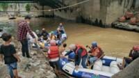Aksi Bersih Sungai Babura dan Coba Jalur Arung Wisata (Tison / Mattanews.co)