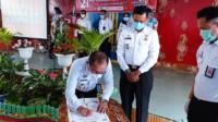 Kepala Kantor Wilayah (Kakanwil) Kemenhum dan HAM Sumsel, Indro Purwoko SH,.MH
