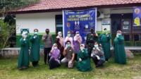 Puskesmas Penerokan Kabupaten Batanghari kembali Vaksinasi termen kedua ke sejumlah tenaga kesehatan di wilayah kerja Puskesmas Penerokan.