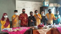 pengesahan RAPBN menjadi APBN tersebut, digelar di ruangan BPRN Nagari Tanjung Tanah Datar Sumbar (M Rafi / Mattanews.co)