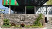 De Paris Hotel di Kota Medan Sumut diduga belum membayar pajak dan mengurus izin operasional (Tison Sembiring / Mattanews.co)