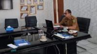 Dinas Komunikasi dan Informatika (Diskominfo) Kab. Karawang dan Badan Pusat Statistik (BPS) Kabupaten Karawang menyelenggarakan focus group discussion (FGD) bertajuk Penyusunan Kabupaten Karawang Dalam Angka tahun 2021