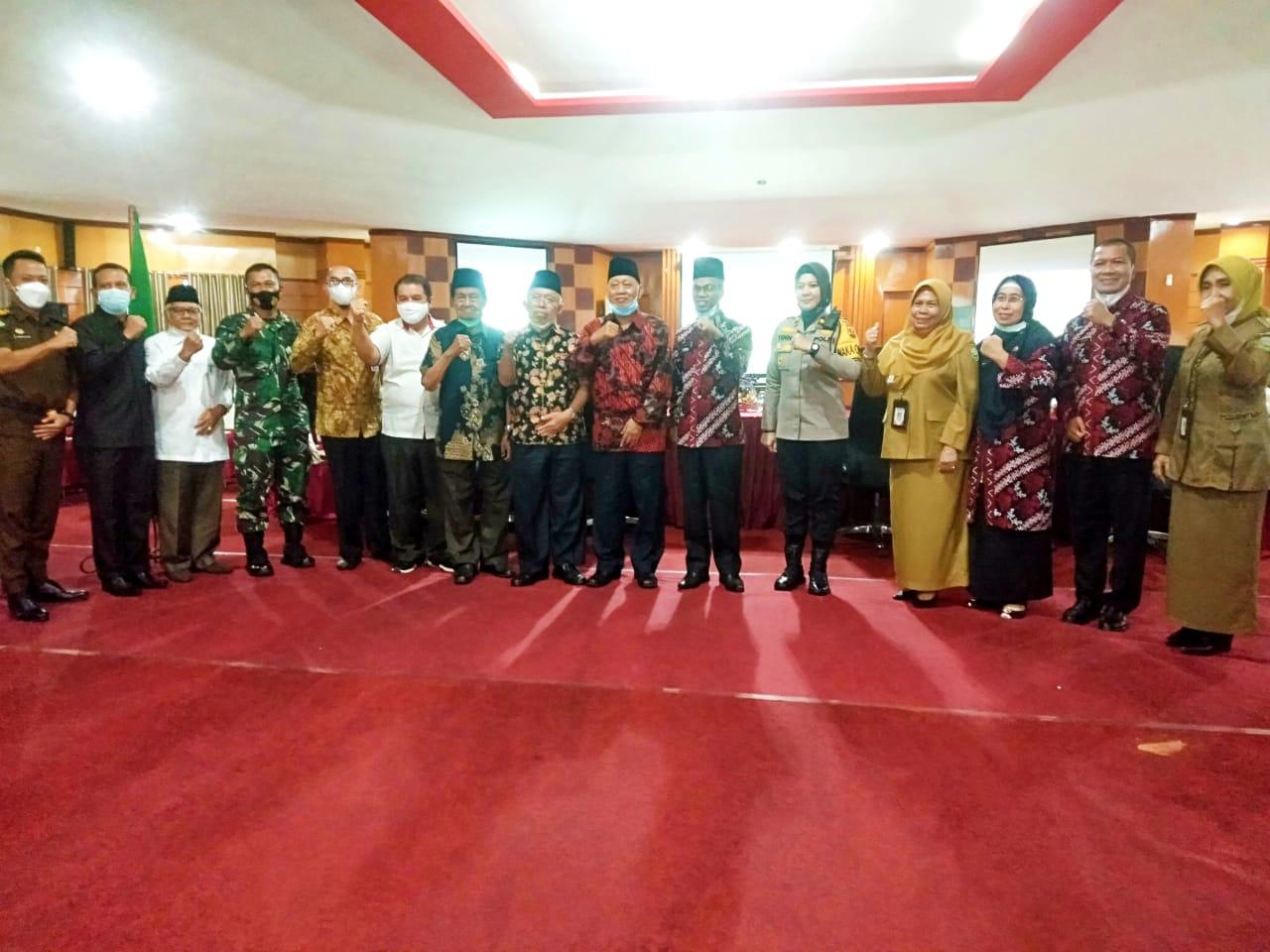Rapat RPJMD di Banyuasin Sumsel (Dok. Humas Pemkab Banyuasin / Mattanews.co)