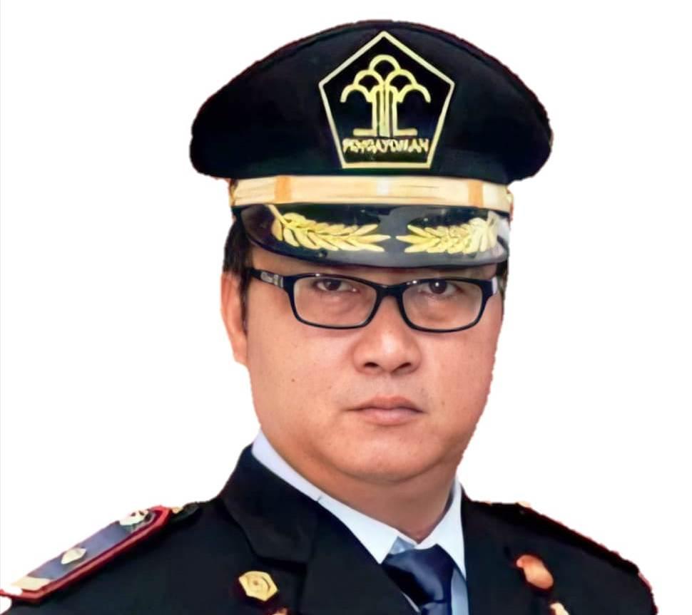 Kepala Lembaga Pemasyarakatan (Lapas) Kelas IIA Banyuasin Sumatera Selatan (Sumsel) Ronaldo Davinci Talesa (Dok, Humas Lapas Banyuasin / Mattanews.co)