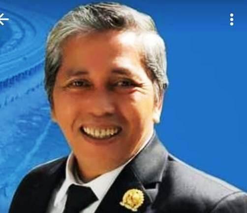 Junaidi, Ketua DPD PAN OKI periode 2020-2025 (Rachmat Sutjipto / Mattanews.co)