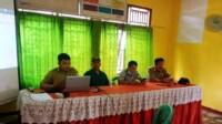 Musyawarah Desa Khusus di Desa Biyuku Kabupaten Banyuasin Sumsel (Nasir / Mattanews.co)