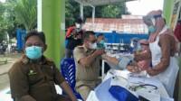 Kadis Kominfopers Sulbar Pejabat Pertama di Vaksin Covid-19