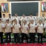 Pengurus DPW Asperindo Sumsel periode 2020-2024 resmi dilantik (Reza Fajri / Mattanews.co)
