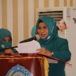 Ketua TP. PKK Prov. Sulbar Ny. Andi Ruskati Ali Baal