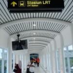 LRT Stasiun Bandara
