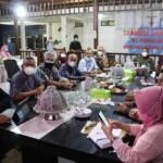 Pemprov Sulbar dan Pemkab Majene menggelar pertemuan di Rujab Sekprov Sulbar