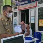 Kepala Bidang Kesehatan, Satgas Transisi Darurat, dr. Muhammad Ikhwan.