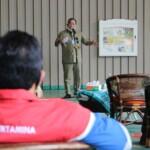 Bupati Dr Dodi Reza Alex Noerdin Lic Eco MBA