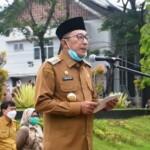 Bupati Tanah Datar Eka Putra (M Rafi / Mattanews.co)