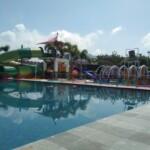 Emersia Waterpark menjadi salah satu wisata di Tanah Datar Sumbar (M Rafi / Mattanews.co)