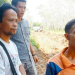 Seorang warga Tanjung Rambang Safri Erwansa