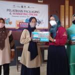 Pelatihan pertama dilaksanakan di Aula Desa Kujang, Kecamatan Cikoneng Kabupaten Ciamis, Jawa Barat