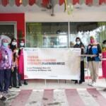 Pertamina Gandeng Pemberdayaan Lapas Wanita Palembang Salurkan Paket Makanan Sehat untuk Balita Stunting