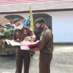 Kejari Merangin Jambi menerima laporan aktivitas PETI di Merangin Jambi (Yulisman / Mattanews.co)