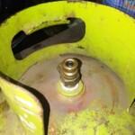 Tabung gas 3Kg (Angga / Mattanews.co)