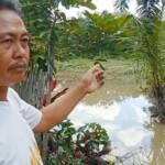 Saiful Bahri seorang warga Rt.1 Rw.10 Kelurahan Muara Dua