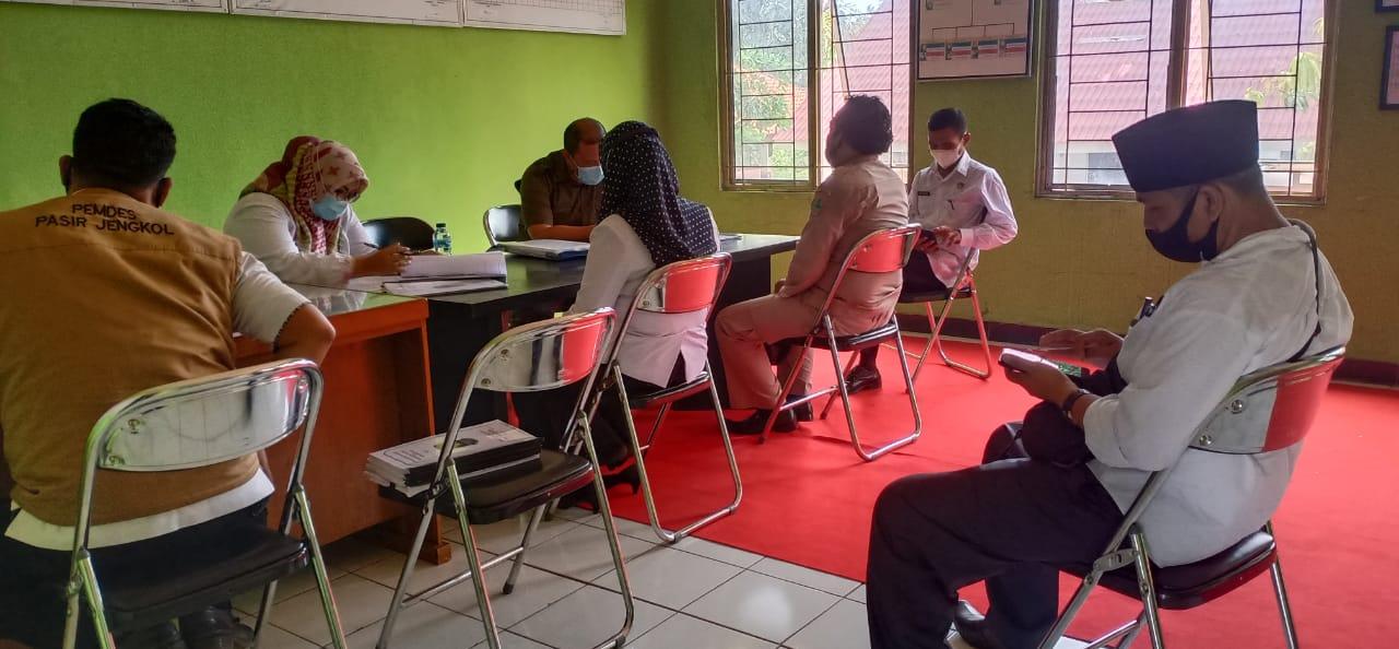 BPK Provinsi Jabar Monitoring dan Evaluasi ADD Desa Pasirjengkol