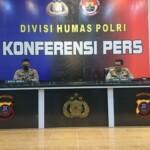 Konferensi Pers Mabes Polri (Tison Sembiring / Mattanews.co)