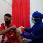 Vaksinasi bagi frontliner Pertamina