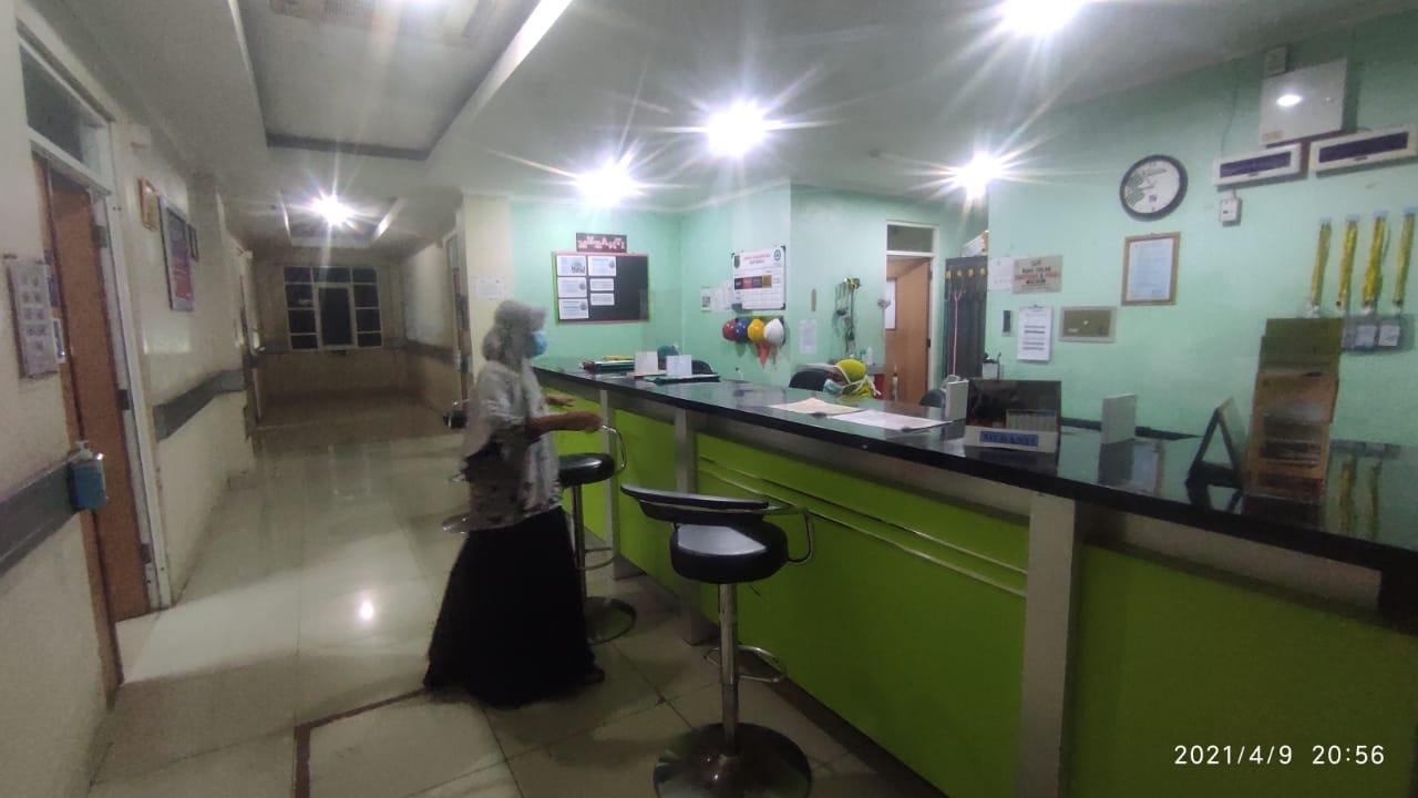 Pelayanan RSUD Sekayu sudah berjalan kembali (Dok. Humas Pemkab Muba / Mattanews.co)