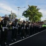 Polres Cianjur dan Dinas Perhubungan laksanakan Apel Gelar Pasukan dalam Rangka Operasi Keselamatan Lodaya Tahun Anggaran 2021