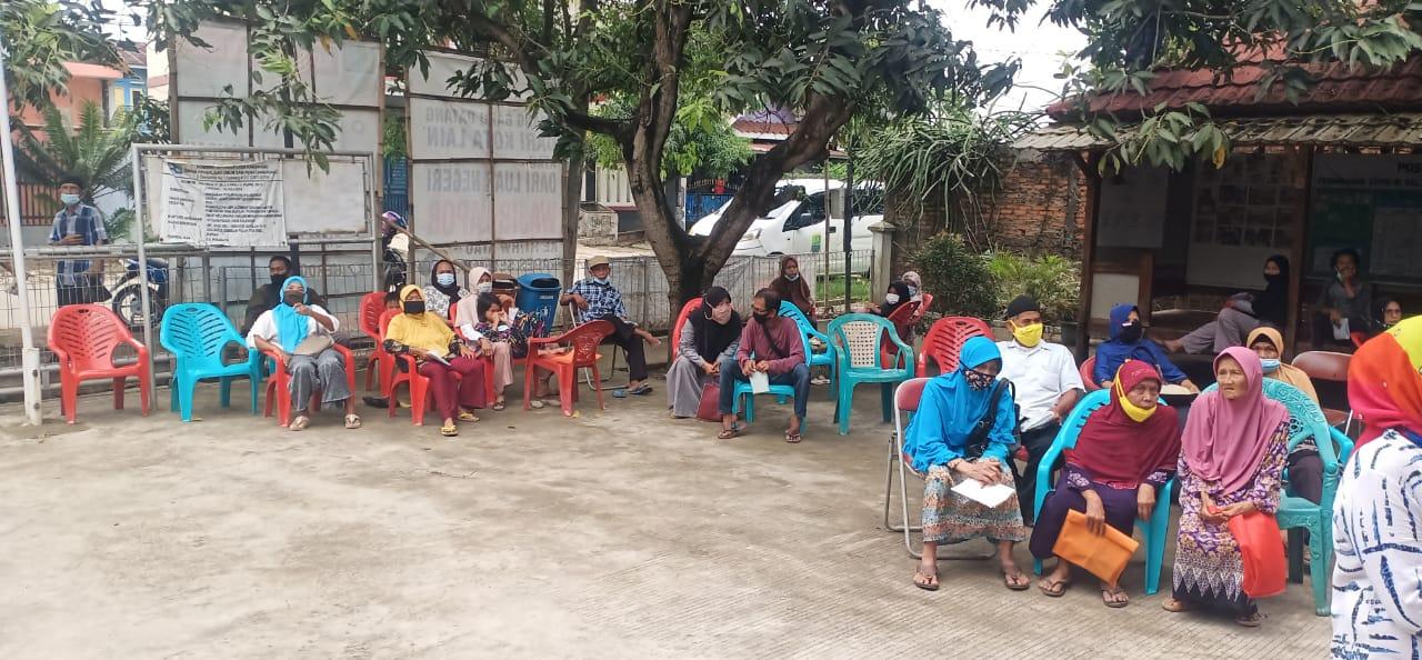 Pemerintah Republik Indonesia melalui Kementerian Sosial (Kemensos) kembali salurkan bantuan tahun 2021 untuk masyarakat melalui Kantor Pos
