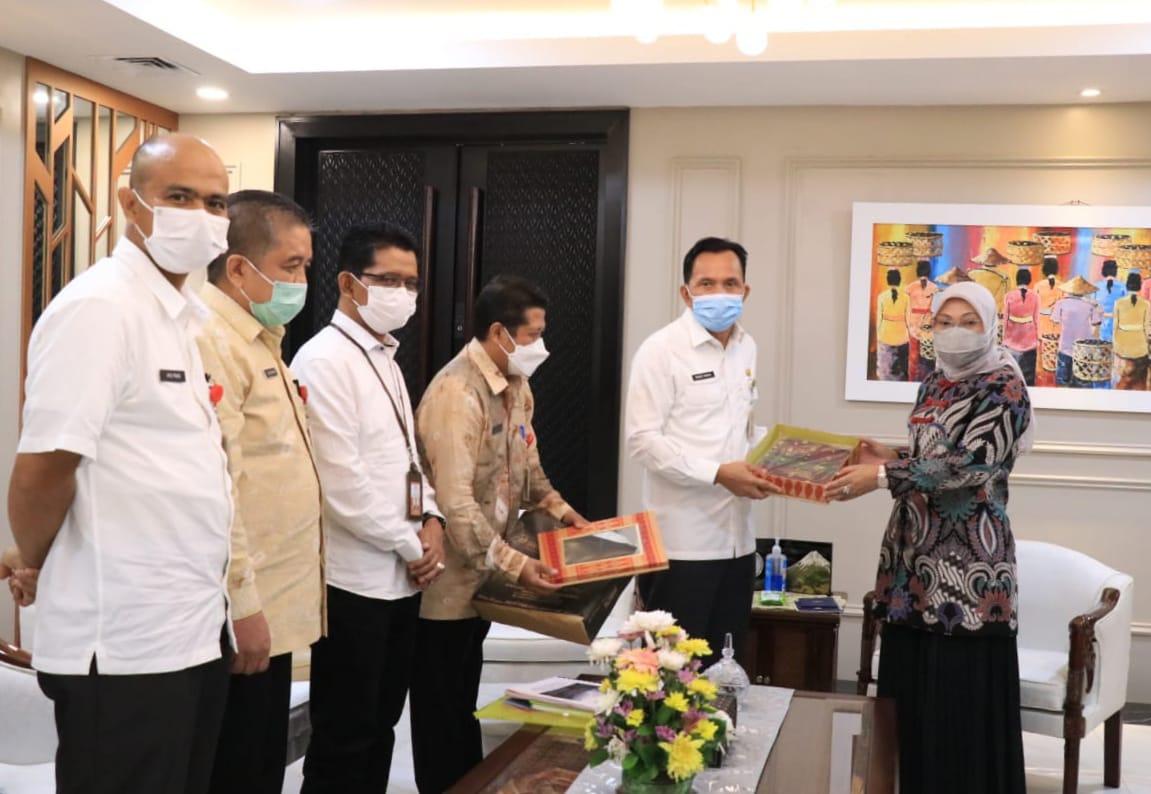 Kementerian Ketenagakerjaan (Kemnaker) akan mendirikan Balai Latihan Kerja Unit Pelaksana Teknis Pusat (BLK UPTP) di Prabumulih, Sumatera Selatan.
