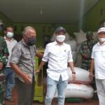 Di Ciamis, kerja sama antara SP3T dengan petani dan pengusaha padi lokal di Kecamatan Lakbok dan Purwadadi terjalin baik.