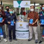 PT Pertamina (Persero) Marketing Operation Region (MOR) II bekerja sama dengan Badan Amil Zakat Nasional (BAZNAS) Sumatera Selatan untuk menyalurkan donasi yang bersumber dari Program Hemat BBM MyPertamina Rp300 per Liter.