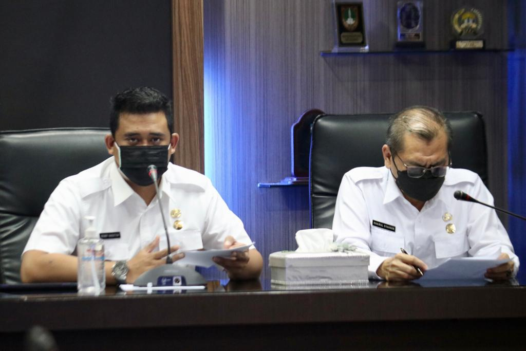 Wali Kota (Wako) Medan Bobby Nasution (Dok. Humas Pemkot Medan / Mattanews.co)