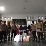 Baksos sinergitas dari TNI dan Polri