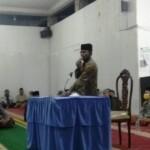 im Safari Ramadan Kecamatan Sungayang Tanah Datar menyambangi Masjid Baitul Makmur Tanah Datar Sumbar (M Rafi / Mattanews.co)